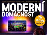 Časopis:Modernídomácnost-TVspeciálJaro2016
